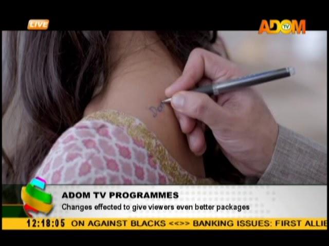 Premotobre Kasee on Adom TV (3-8-18)