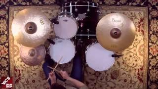 """Meinl Byzance Vintage 14"""" Sand Hi Hat Cymbals"""