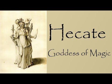 Greek Mythology: Story of Hecate