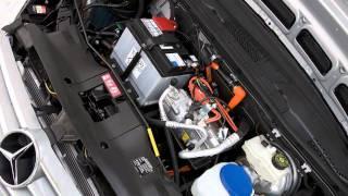 Mercedes-Benz A-Class E-CELL 2011 Videos