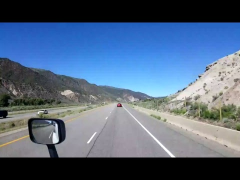 BigRigTravels LIVE! - Frisco to Gypsum, Colorado - Interstate 70 West - June 18, 2017