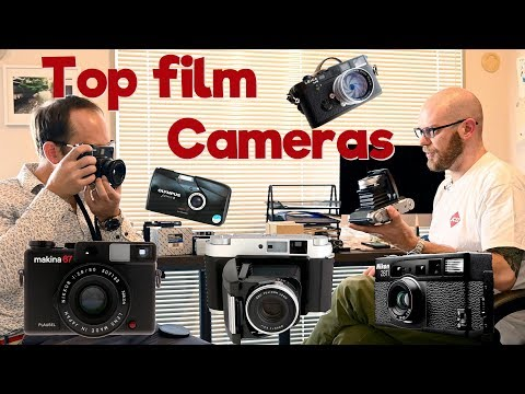Best Film Cameras For Street Photography - A Conversation With JCH