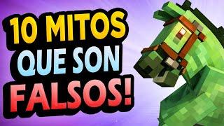 ✅ 10 Mitos de Minecraft Que Son FALSOS!! #9