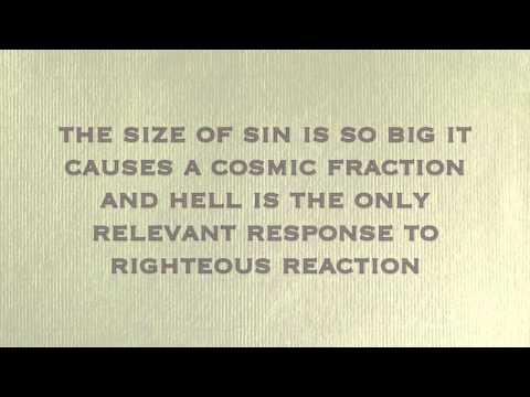 The Size of Sin-Beautiful Eulogy Lyrics
