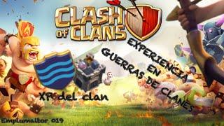 Emplumaitor 019 - Primera guerra de Clanes con experiencia - Sucos Clash of Clans