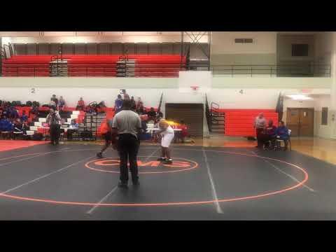 Churchland Middle School wrestling (heavyweight)