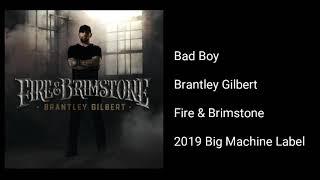 Gambar cover Brantley Gilbert - Bad Boy