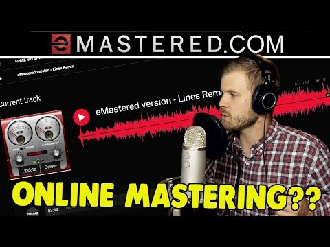 Master Your Songs Online?? eMastered.com Review