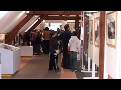 Villers Bretonneux - Anzac part 6 'School Museum'