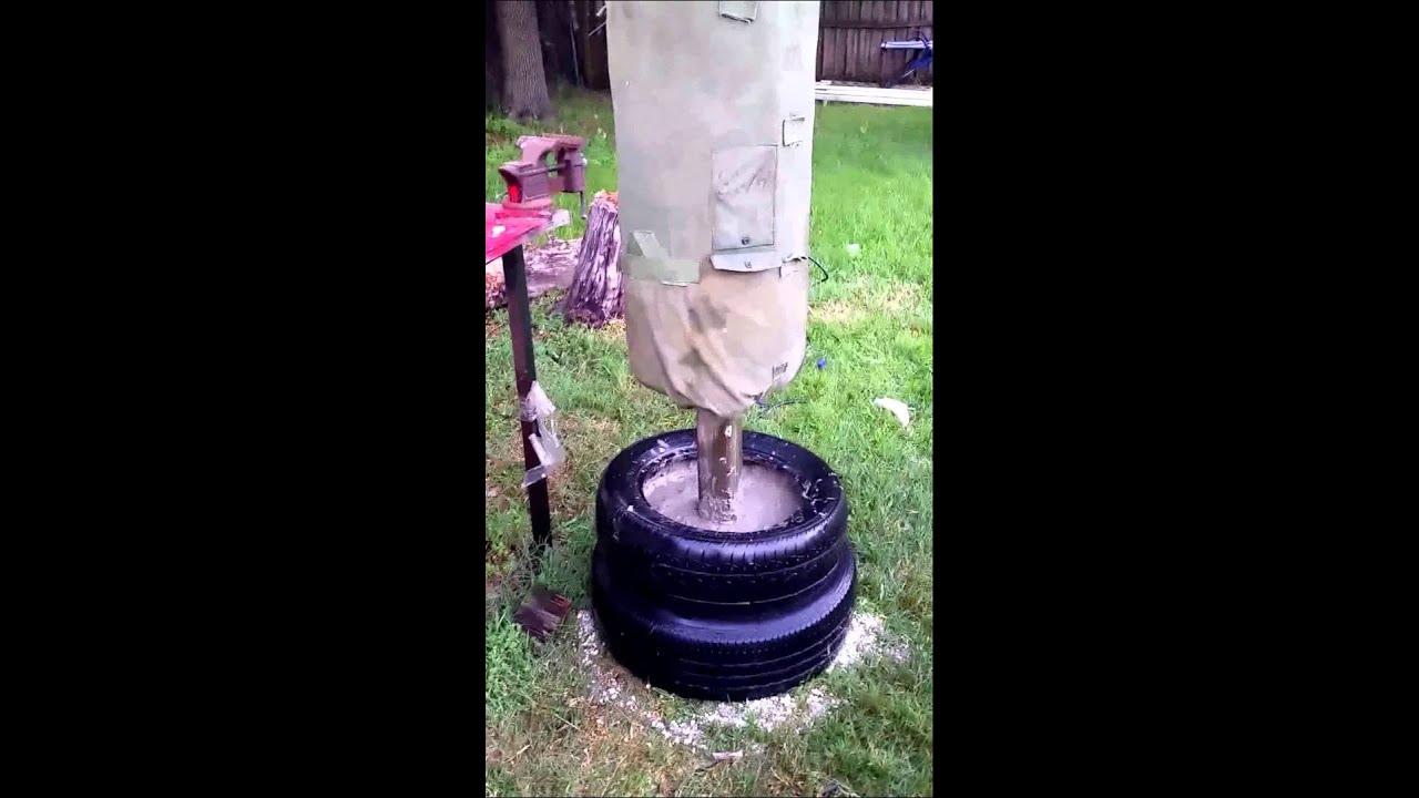 USMC DIY Punching Bag  YouTube