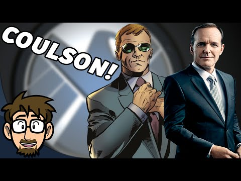 Agent Phil Coulson is in the Comics?! (Agents of S.H.I.E.L.D.) - Comic Drake