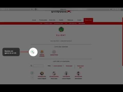 Vidéo de présentation du nouvel espace client de BillJobs