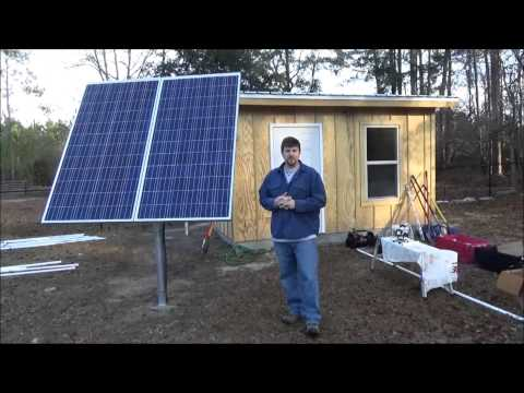 Need help getting your water off the Grid?