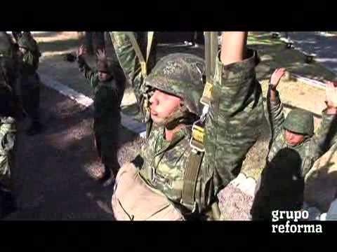 Los entrenamientos militares mas duros de argentina