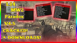 [MW2] Paradox v4.5 Host Menu Cracked + Download