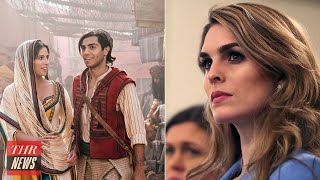 'aladdin 2' Is Coming, Hope Hicks Returns To The Trump White House & More | Thr News