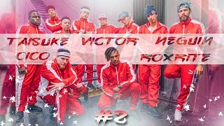 ⚡ RED BULL BC ONE ALL STARS 2018 ⚡ PART 2 // MEMBERS COMPILATION // PAAW