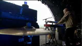 The Temper Trap - Trembling Hands (T in the Park 2012)
