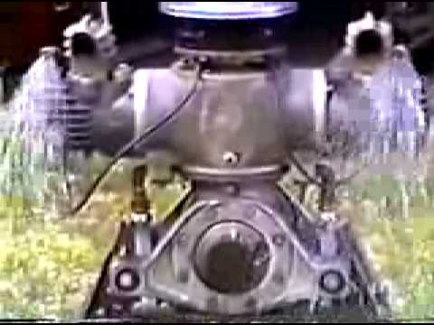 Bourke Mono Stroke Four Cycle Hydrogen Detonation Engine