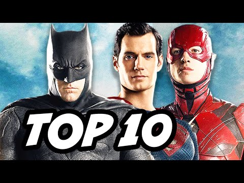 Justice League TOP 10 Rosters