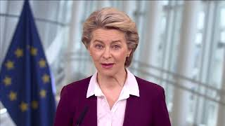 Message by President von der Leyen on the occasion of the Women Political Leaders Summit