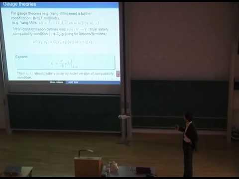 Algebraic Quantum Field Theory | Talk by Stefan Hollands