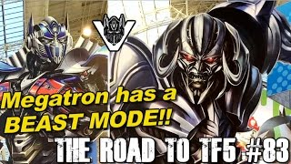 megatron has a beast mode the road to tf5 83