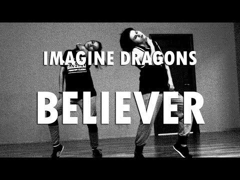 Believer - Imagine Dragons / Jinwoo Yoon Choreography (dance cover by 2U)