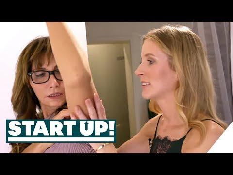 Eine Strumpfhose Für Die Arme | Die Pitchs | Start Up! | SAT.1 TV