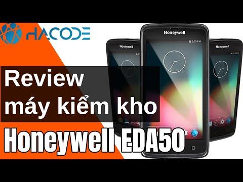 Review máy kiểm kho Honeywell EDA50