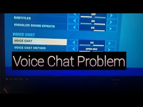 How To Fix Your Voice Chat On Fortnite For Xbox One