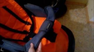 Відео-відгук про коляски Adamex York 2 в 1 від Світлани