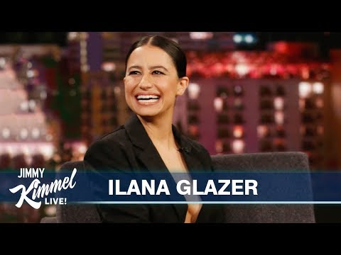 Ilana Glazer is Horny for the Polls