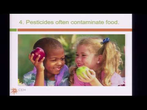 Understanding Pesticides: Health, Law, And Media