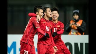Iraq 3-3 Vietnam (AFC U23 Championship 2018: Quarter-finals)