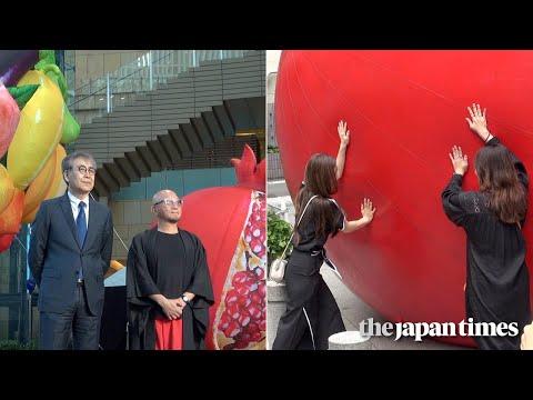 Preview of Roppongi Art Night 2019