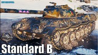 10к урона, медаль Лехвеслайхо ✅ World of Tanks лучший бой Standard B