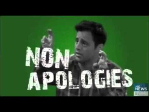 ABC on Non Apology