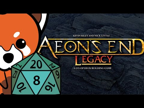 How To Solo — Aeon's End: Legacy (Ch. 1)