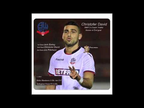 Chris David hits fabulous goal for Bolton U23 comeback to shock Nottingham (07/01/2019)