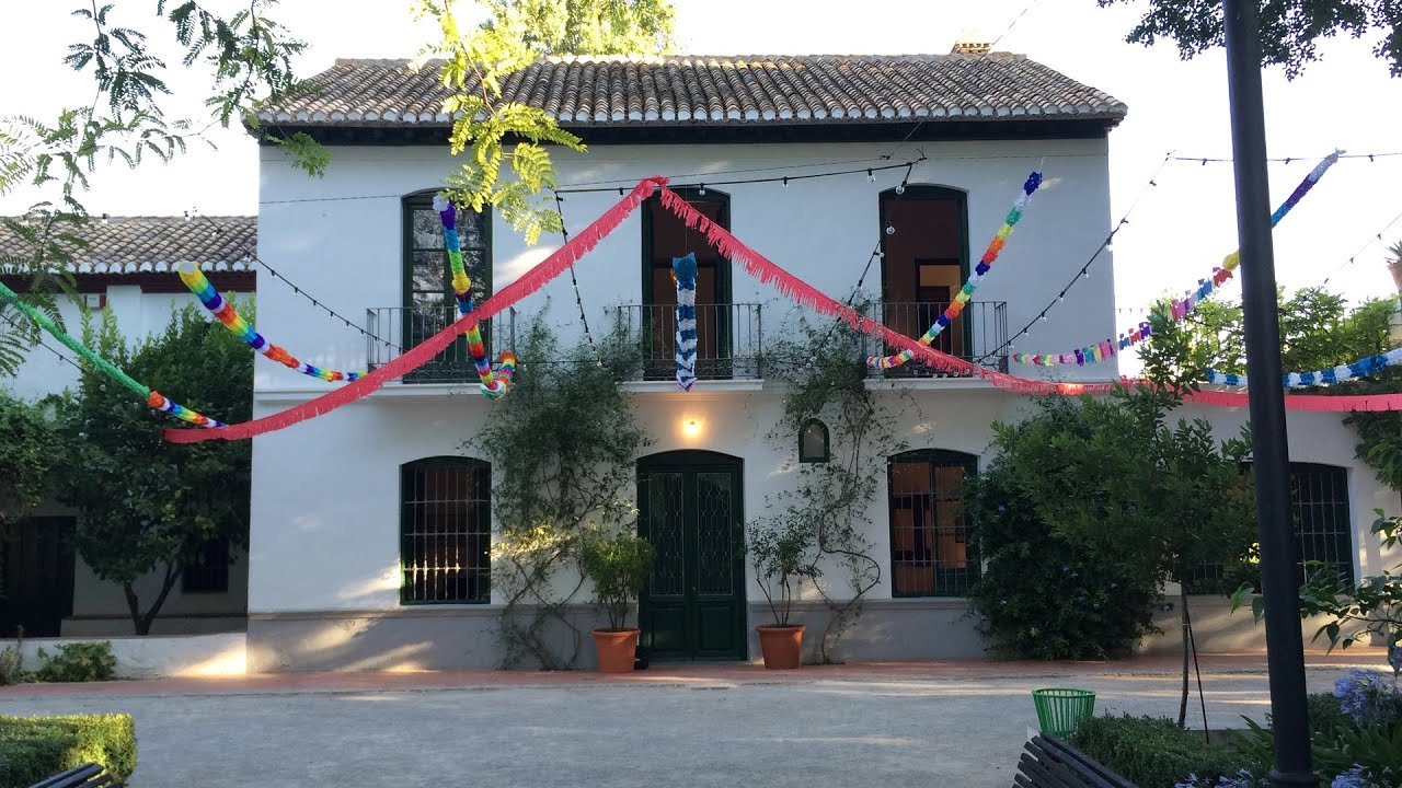 Granada ronda parque garc a lorca huerta de san for Huerta de san vicente muebles