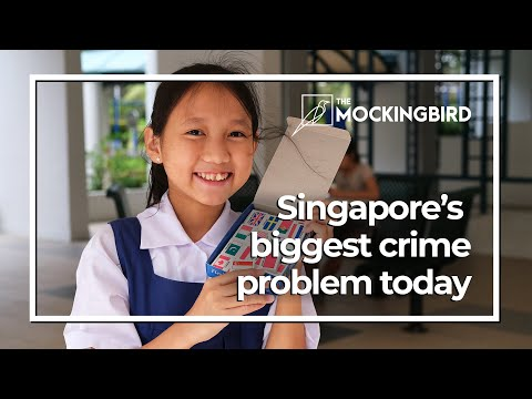 Singapore Cracks Down On Illegal Country Eraser Betting