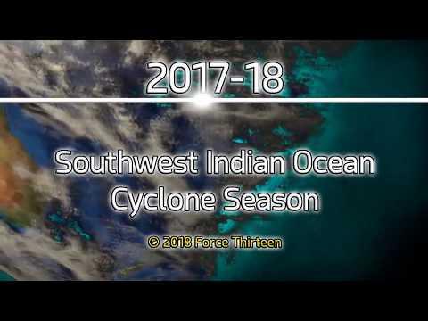 2017-18 South-West Indian Ocean Cyclone Season