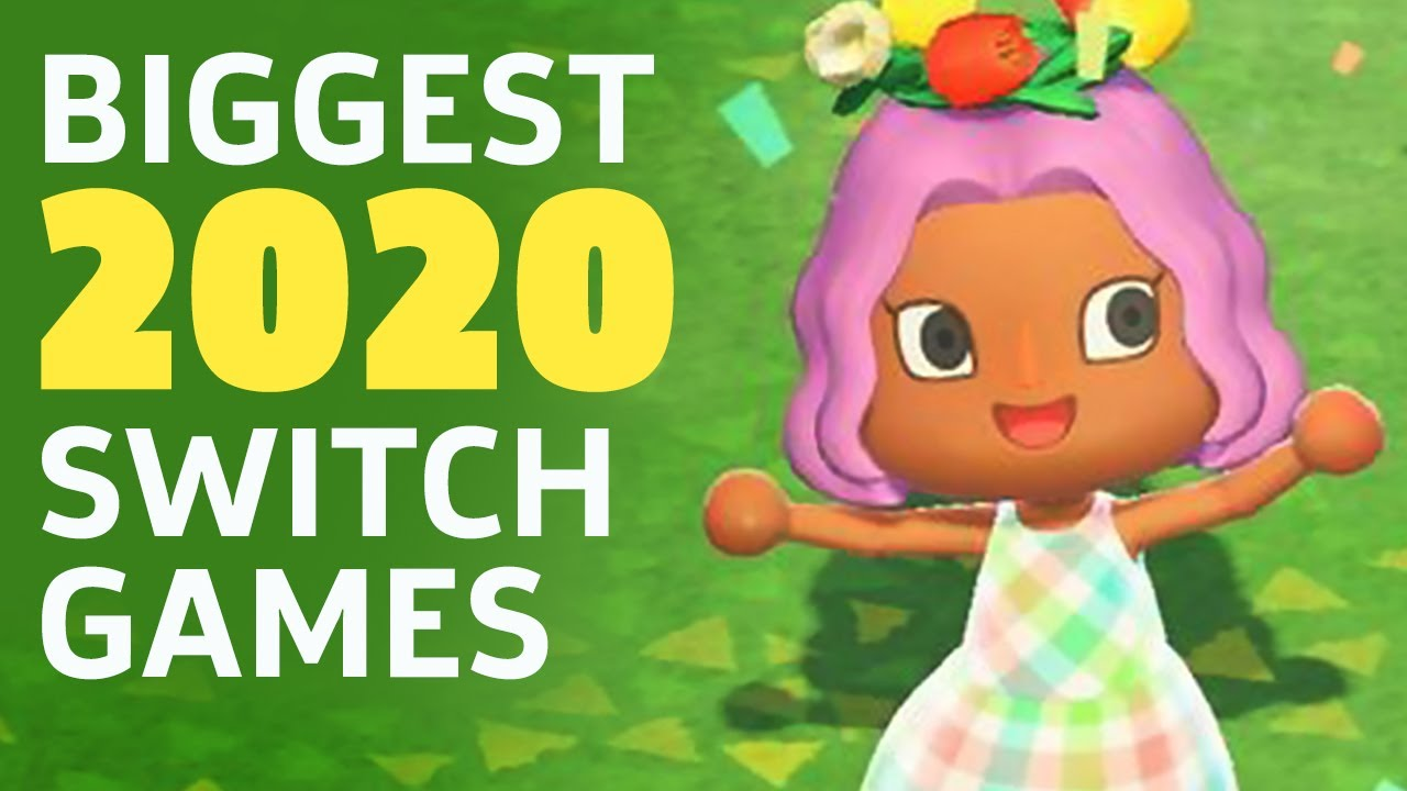 Biggest Nintendo Switch Exclusives Of 2020 So Far