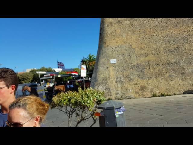 Alghero City Tour Sardegna Herkules Chronicles????
