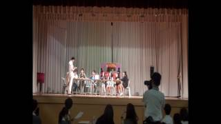 clementi的金文泰中學 2016-2017年度 社際戲劇比賽相片