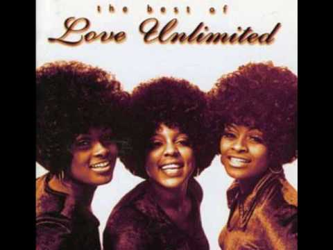 LOVE UNLIMITED - I'M SO GLAD THAT I'M A WOMAN
