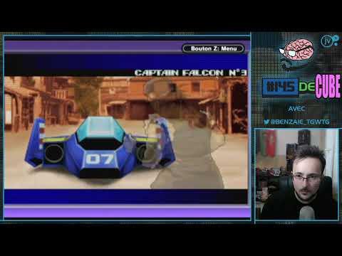 SALCON PUNCH ! - F-Zero GP Legend - #BenzaieAdvance