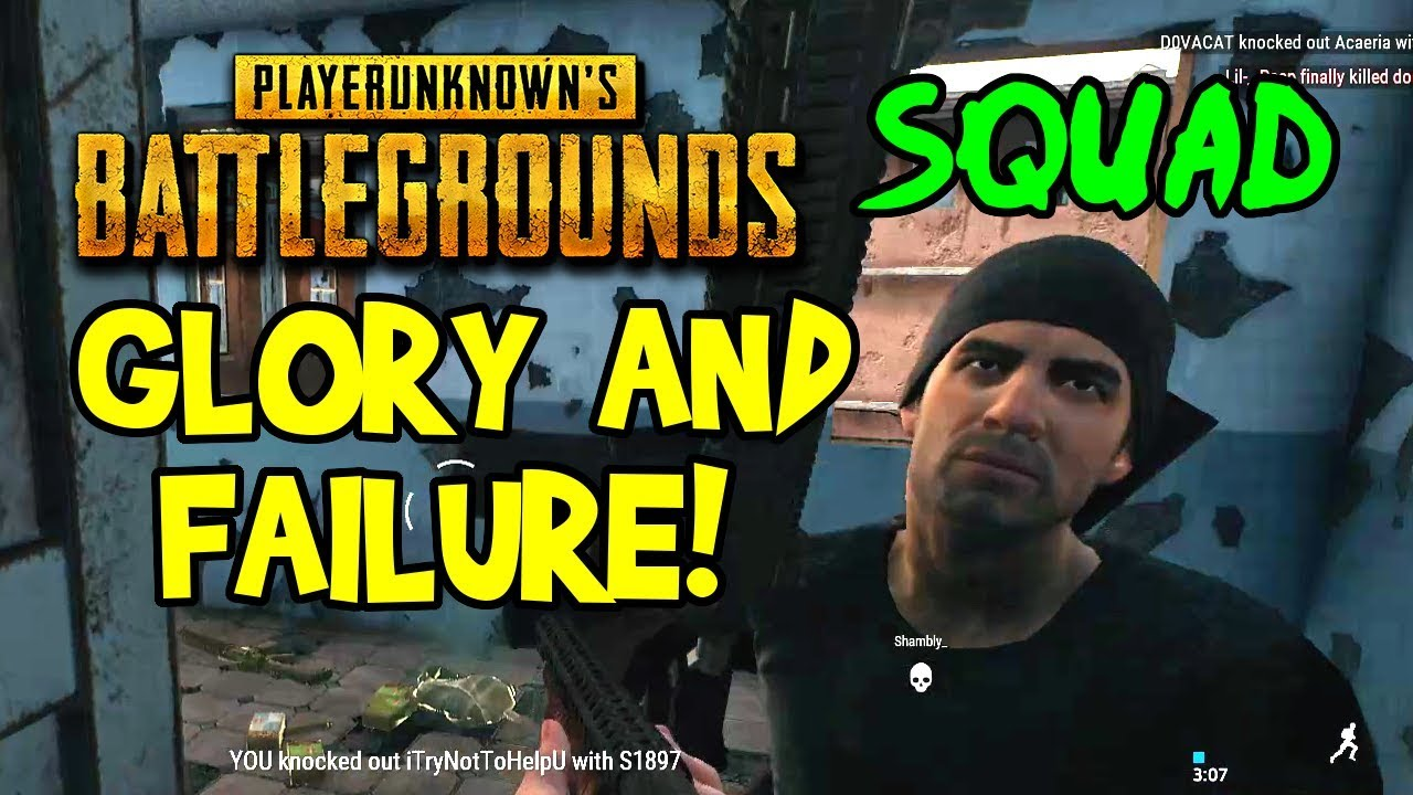 Pubg Gameplay On Line: NOOB GLORY! PUBG Funny Moments & Fails With Friends! (Ep 1