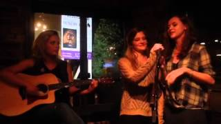 Allie Beers, Carrie Walker, & Madi Goeringer At The Mellow